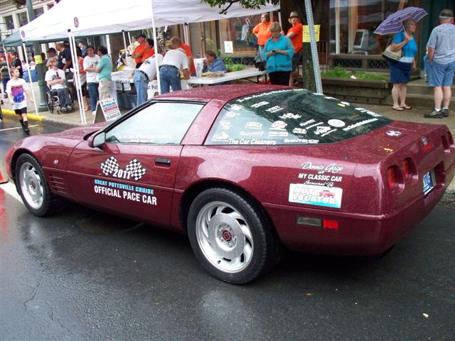 Schuylkill Valley Corvette Club